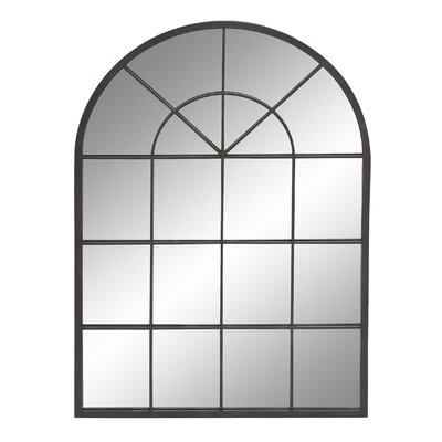 Modern Metal Wall Mirror