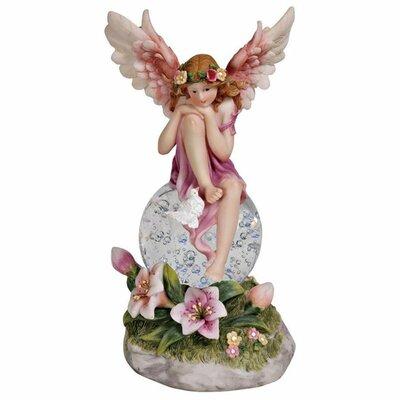 Decorative Fairy Crystal LED Night Light