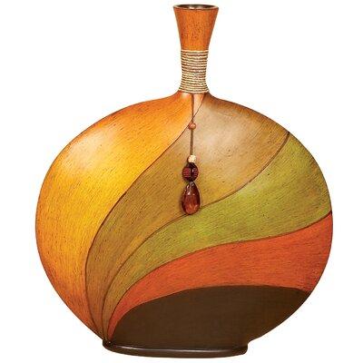 Vibrant Poly Stone Table Vase UMA_75944