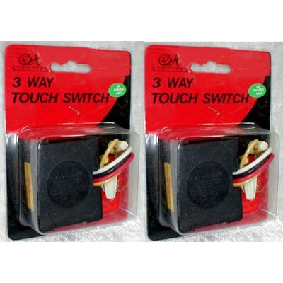 Touch Light Sensor