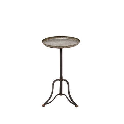 Hazel Metal End Table