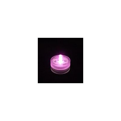 Submersible Light Bulb Color: Pink