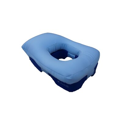 ERGOLOUNGER THERAPEUTIC BEACH PILLOW Color: Blue