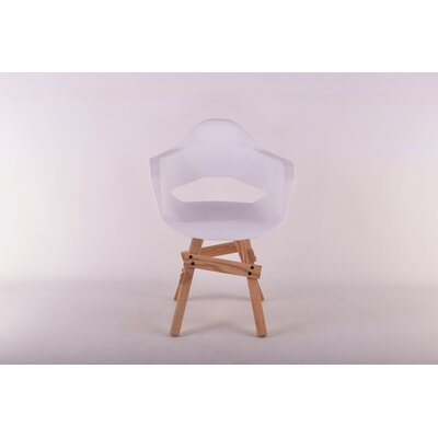 Icon Legenda Solid Wood Dining Chair
