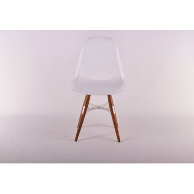 ZigZag Side Chair Finish: Walnut