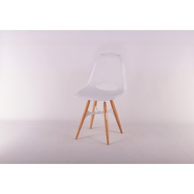 ZigZag Side Chair Finish: Natural