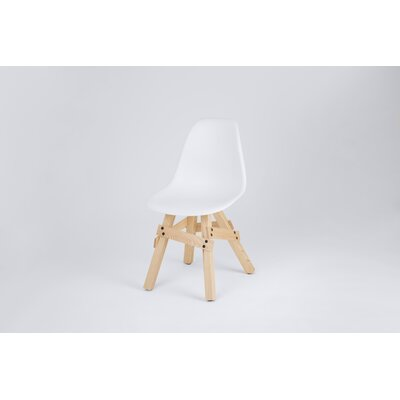 Icon Side Chair Finish: White