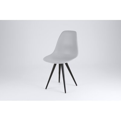 Angel Side Chair Finish: Gray