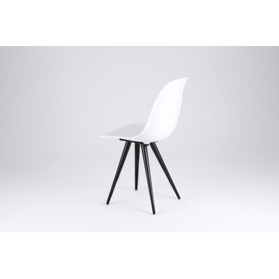 Angel Side Chair Finish: White