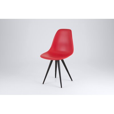 Angel Side Chair Finish: Red
