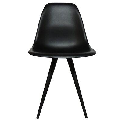 Angel Side Chair Finish: Black