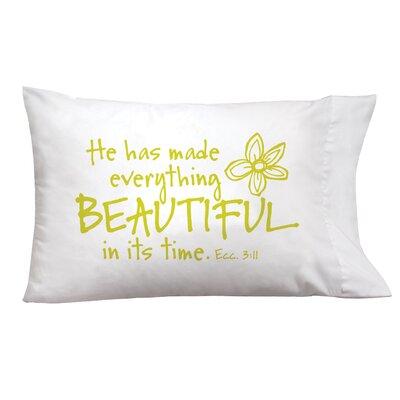 Sleep On It Beautiful Pillow Case