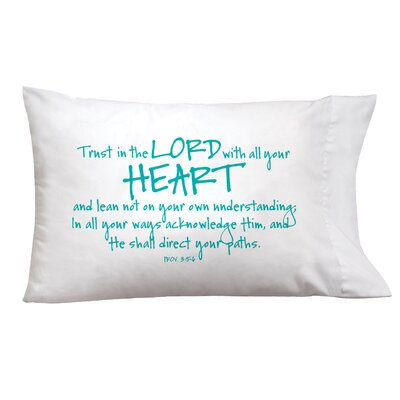 Sleep On It Lord/Heart Pillow Case