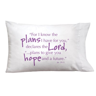 Sleep On It Plans/Lord Pillow Case