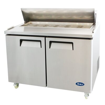 48 Refrigerated Sandwich Prep Table