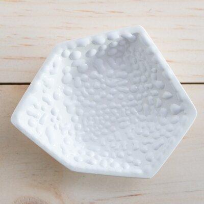 Small Geometric Ring Dish In Crawl