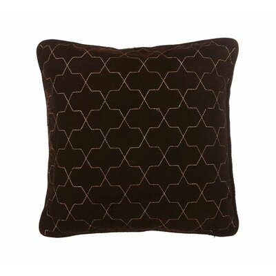 Jade Cotton Throw Pillow