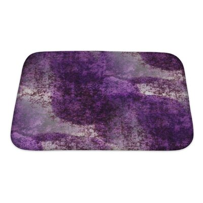 Art Primo Impressionism Lilac Artist Watercolor Bath Rug Size: Small