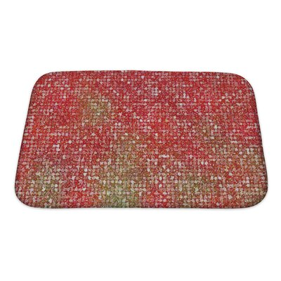 Kilo Pointillized Abstract Bath Rug Size: Small