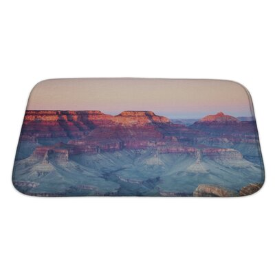 Landscapes Grand Canyon National Park, Arizona, United States Bath Rug Size: Large