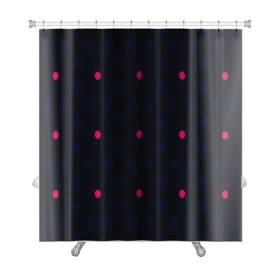 Primo Ethnic Kaleidoscope Premium Shower Curtain