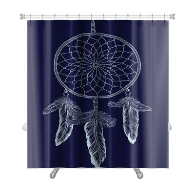 Tribal Dream Catcher Premium Shower Curtain