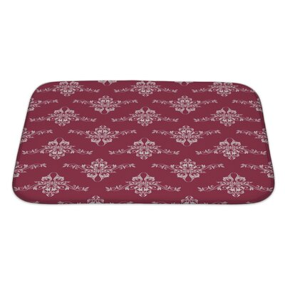 Slide with Rotated Anchors Bath Rug Size: Large