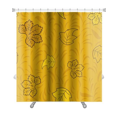 Slide Creative Pattern Premium Shower Curtain
