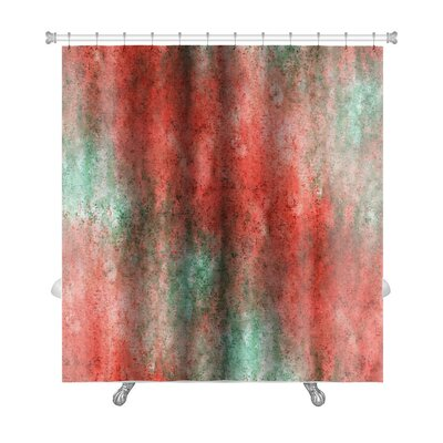 Art Primo Impressionism Artist Watercolor Wallpaper of Handmade Premium Shower Curtain