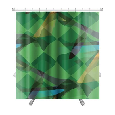 Art Hard America Ancient Wallpaper Cubism Impressionism Premium Shower Curtain