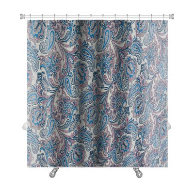 Art Beta View of an Old Antique Premium Shower Curtain