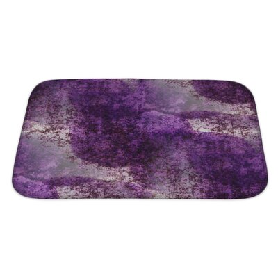 Art Primo Impressionism Lilac Artist Watercolor Bath Rug Size: Large