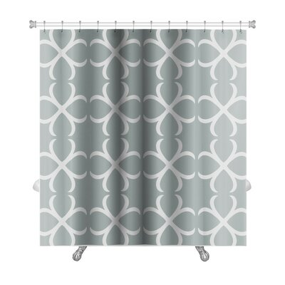 Simple Islamic for Fabric and Decor Premium Shower Curtain