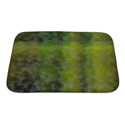 Bravo Fall Abstractive with Fallen Leaves About Autumn or Early Fall as Wallpaper Bath Rug Size: Small