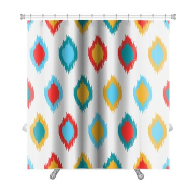 Delta Asian Premium Shower Curtain