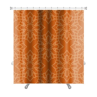 Slide Ramadan Greetings Graphic Premium Shower Curtain
