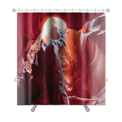 Landscapes Upper Antelope Canyon, Page, Arizona, USA Premium Shower Curtain