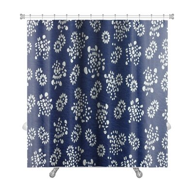 Kilo Traditional Chinese Cloth Premium Shower Curtain