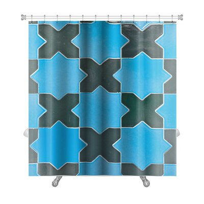 Charlie Islamic Premium Shower Curtain