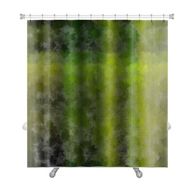 Bravo Fall Abstractive with Fallen Leaves About Autumn or Early Fall as Wallpaper Premium Shower Curtain
