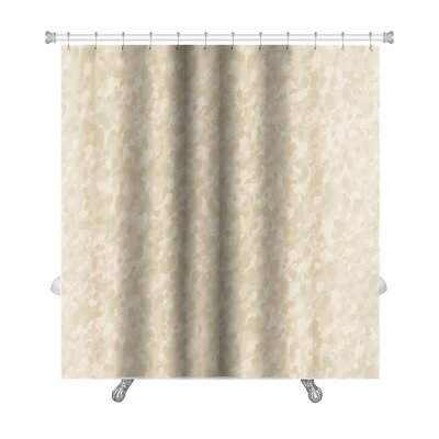 Bravo Abstract Premium Shower Curtain