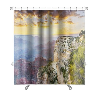 Landscapes Hopi Point Grand Canyon National Park Premium Shower Curtain