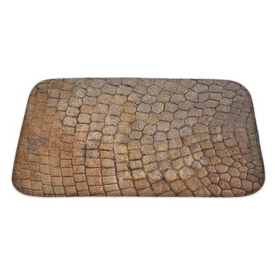 Delta Bone Armor Bath Rug Size: Large
