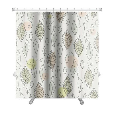 Charlie Premium Shower Curtain