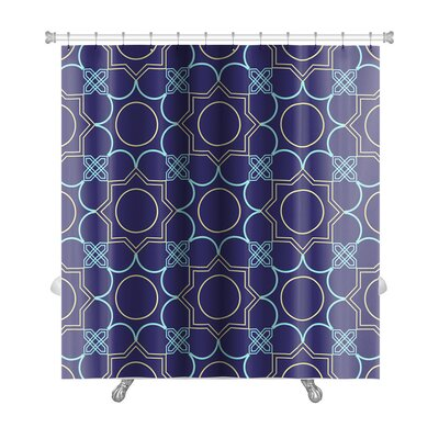 Creek in Islamic Style Premium Shower Curtain