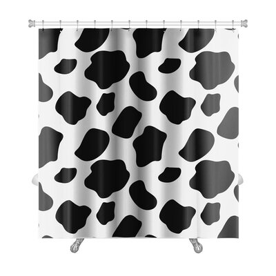 Gamma Cow Premium Shower Curtain