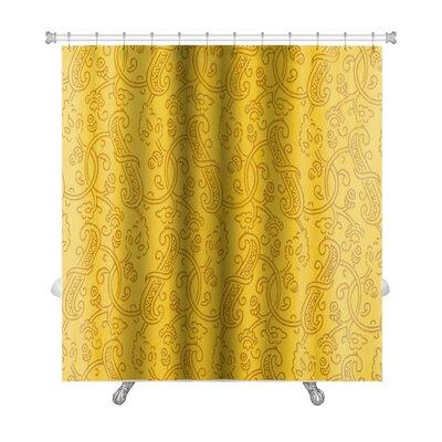 Beta Closeup Macro Premium Shower Curtain