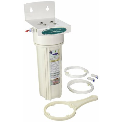 Inline Fluoride Multi Water Filter System