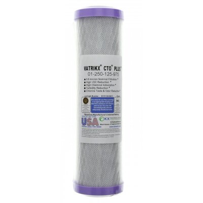 Undersink Filter Replacement Cartridge