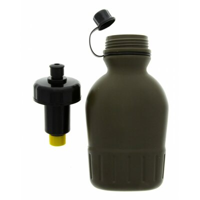 Portable Canteen with Advanced Water Filter